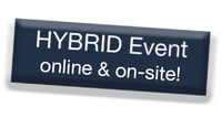 Hybrid Event - online & on-site