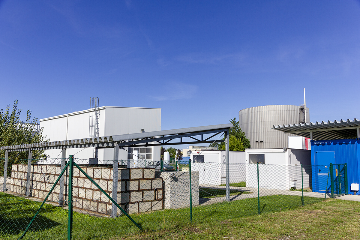 CBRN Academy Seibersdorf - Training Area - Photo: (c) Seibersdorf Labor GmbH